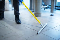 Nettoyage local professionnel